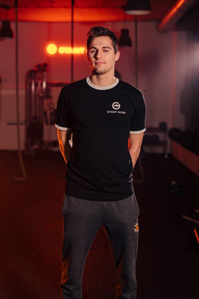 Trener Maciej Dalak