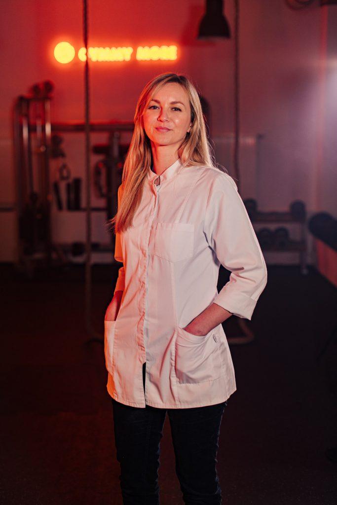 Neurolog Katarzyna Puzon-Szczotka
